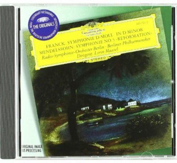 Lorin Maazel - Symphony in D minor / Symphony 5