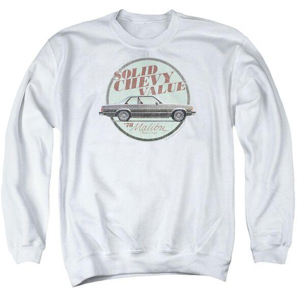 Chevrolet Do The 'Bu Adult Crewneck Sweatshirt