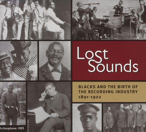 Lost Sounds Blacks & Bi