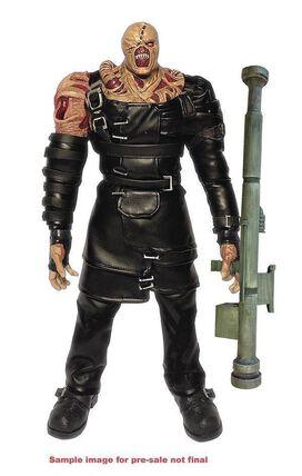 "Resident Evil Nemesis 15"" Soft Statue"