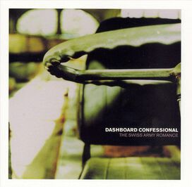 Dashboard Confessional - Swiss Army Romance