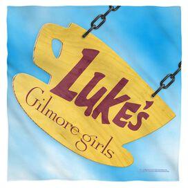 Gilmore Girls Lukes Diner Sign Bandana