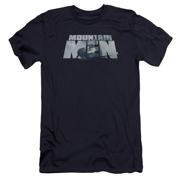 Mountain Men Live For A Living Hbo Short Sleeve Adult T-Shirt