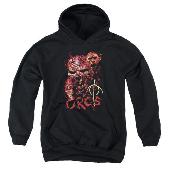 Lor Orcs Youth Pull Over Hoodie