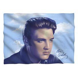 Elvis Presley Big Portrait Pillow Case