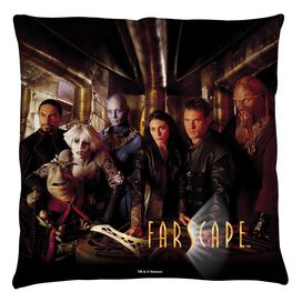 Farscape Crew Throw