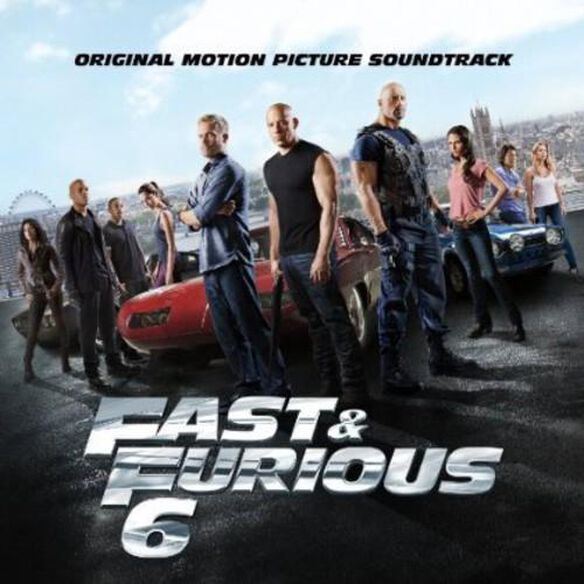 Fast & Furious 6 / O.S.T.