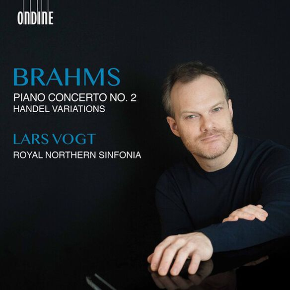 Brahms/ Vogt/ Royal Northern Sinfonia - Piano Concerto 2