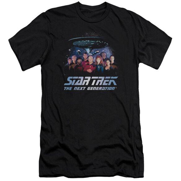 Star Trek Space Group Premuim Canvas Adult Slim Fit