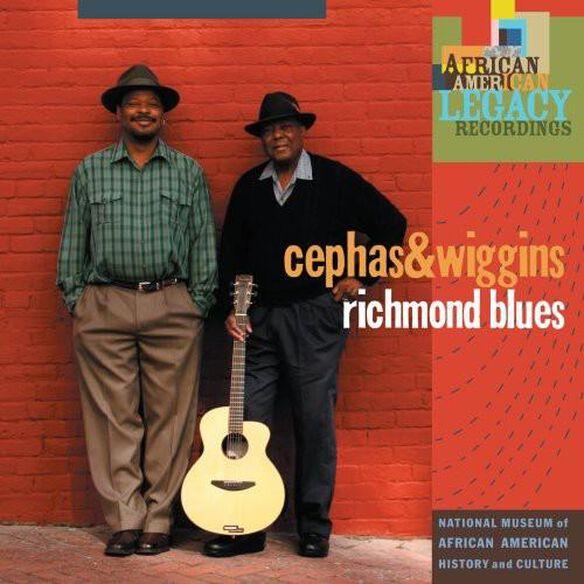 Cephas & Wiggins - Richmond Blues