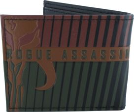 Star Wars Boba Fett Rogue Assassin Bifold Wallet