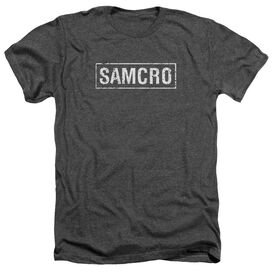 Sons Of Anarchy Samcro Adult Heather