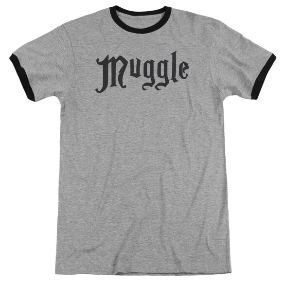 Harry Potter Muggle Adult Ringer Heather