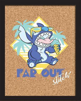 Stitch Far Out Corkboard