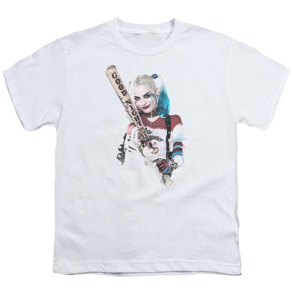 Suicide Squad Bat At You Short Sleeve Youth T-Shirt