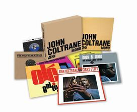 John Coltrane - Atlantic Years In Mono (Box)