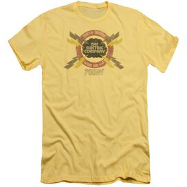 Electric Company Power Short Sleeve Adult T-Shirt