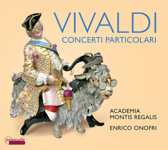 Vivaldi/ Academia Montis Regalis/ Onofri - Concerti Particolari