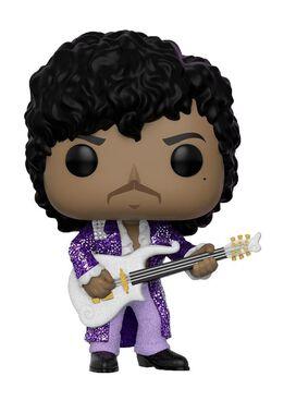 Funko Pop! Rocks: Prince [Purple Rain Diamond Collection]