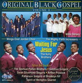 Various Artists - Waiting For Jesus: Original Black Gospel Vol. 2