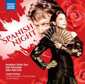 Rodrigo/ Kavanagh/ Amadeus Guitar Duo/ Eden - Spanish Night