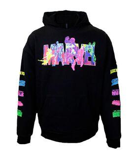 Marvel Neon Hoodie