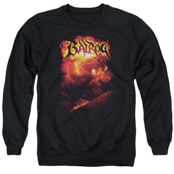 Lor Balrog Adult Crewneck Sweatshirt