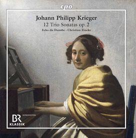 Krieger/ Echo Du Danube/ Zincke - 12 Trio Sonatas 2
