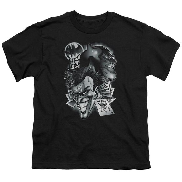 Batman Archenemies Short Sleeve Youth T-Shirt