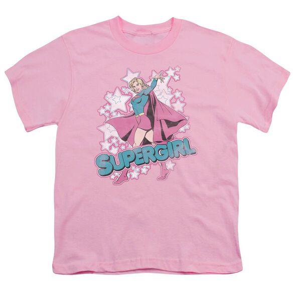 Dc I'm Supergirl Short Sleeve Youth T-Shirt
