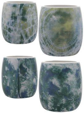 Star Wars 5 Planets and Death Star Ceramic Mug Set