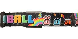 Gumball 8 Bit Heads Seatbelt Belt