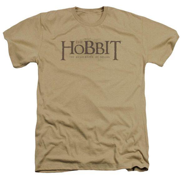 Hobbit Textured Logo Adult Heather