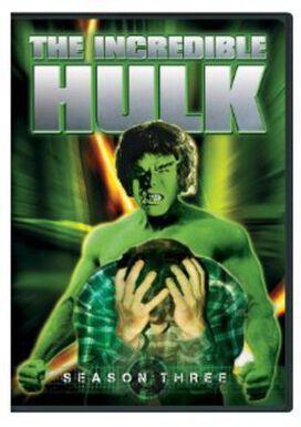 The Incredible Hulk: Season Three