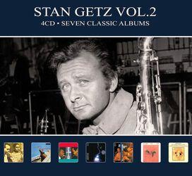 Stan Getz - Seven Classic Albums Vol 2