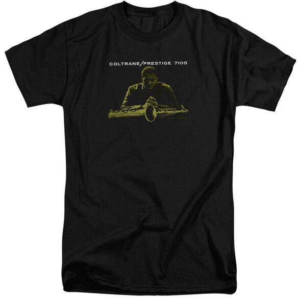 John Coltrane Mellow Yellow Short Sleeve Adult Tall T-Shirt