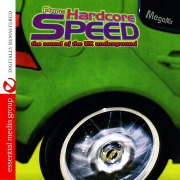 Various Artists - Pure Hardcore Speed / Various