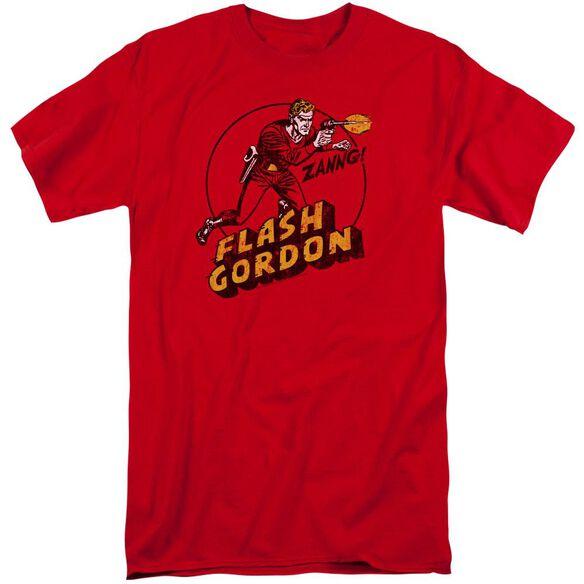 Flash Gordon Zang Short Sleeve Adult Tall T-Shirt