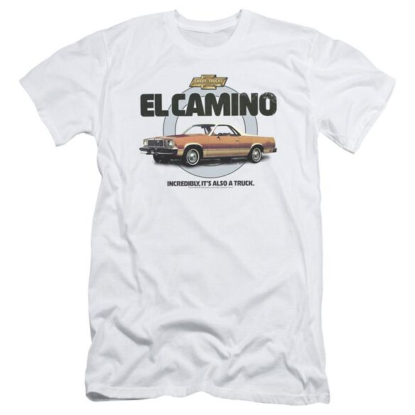 Chevrolet Also A Truck Short Sleeve Adult T-Shirt