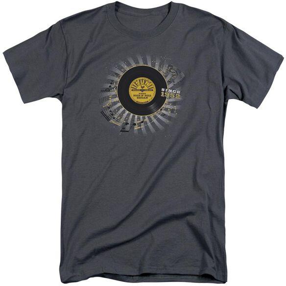 Sun Established Short Sleeve Adult Tall T-Shirt