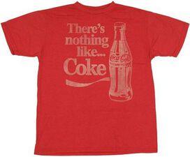 Coca-Cola Nothing Like T-Shirt Sheer