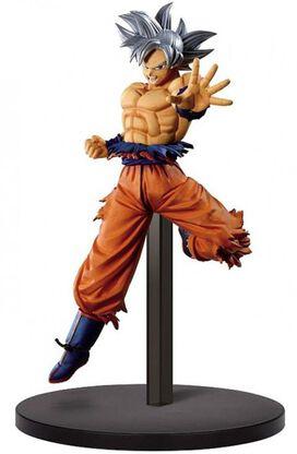 Z-Battle Dragon Ball Z - Buyu Retsuden II Ultra Instinct Goku PVC Figure Vol.1
