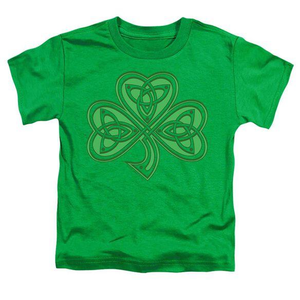 CELTIC SHAMROCK- TODDLER T-Shirt