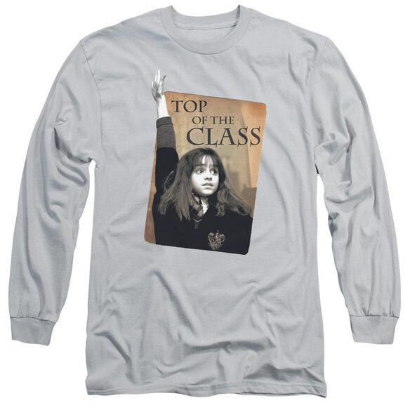 Harry Potter Top Of The Class Long Sleeve Adult T-Shirt