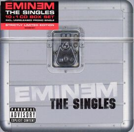 Eminem - International Singles [Box Set]