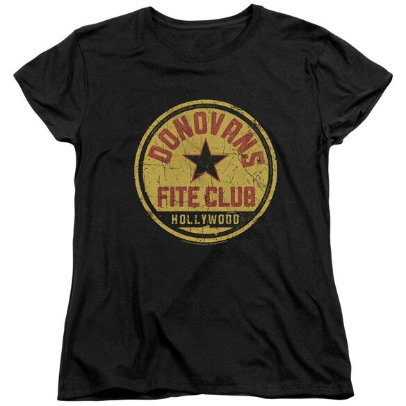Ray Donovan Fite Club Short Sleeve Womens Tee T-Shirt