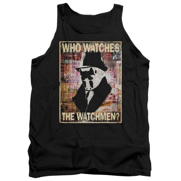 Watchmen Who Watches Adult Tank