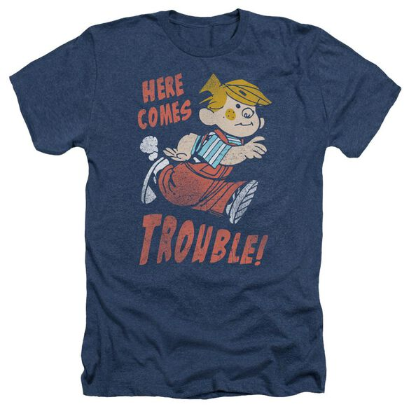 Dennis The Menace Here Comes Trouble Adult Heather