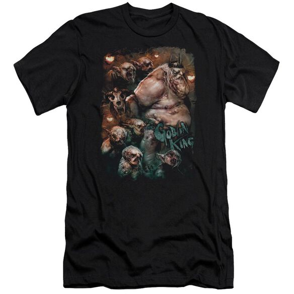 The Hobbit Goblin King Short Sleeve Adult T-Shirt