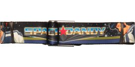 Space Dandy Selfie Ship Seatbelt Belt